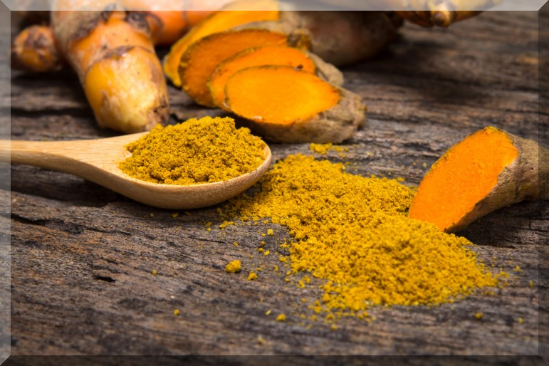 Carcinogen Blocking Brain Cell Regeneration of Turmeric
