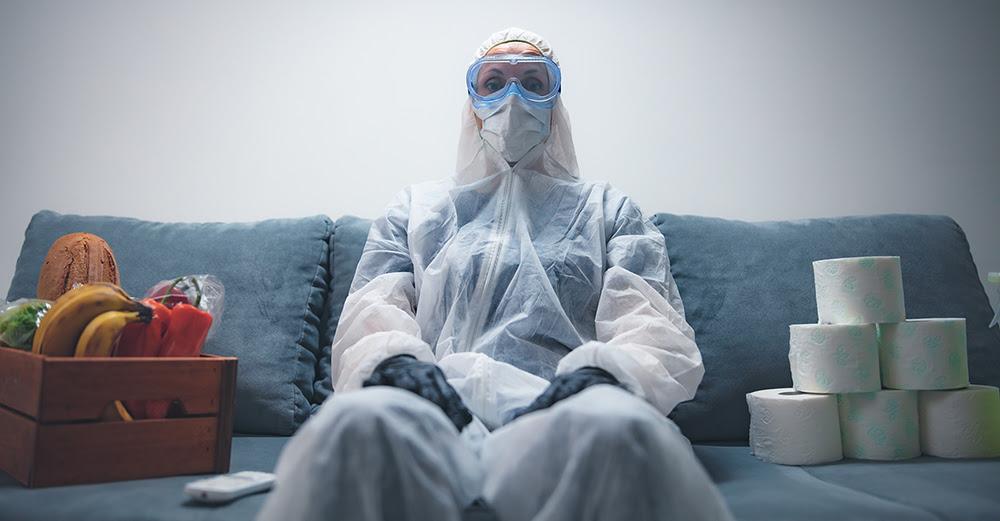 Covid19 Lockdown Virus Vaccine Conspiracy