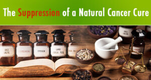 Cancer Forbidden Suppressed Cures
