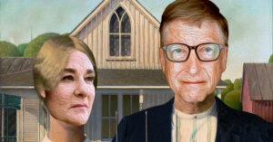 New York Times Covid Fear Bill Gates Book Farmland