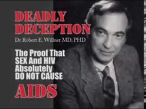 Robert E.Willner,M.D image deadly deception