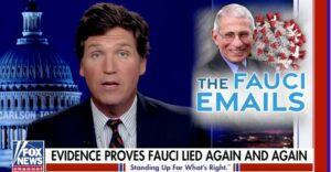 Fauci Emails Bill Gates Tucker Carlson Scam of the Century