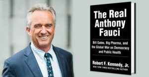 Robert F Kennedy Jr My New Book The Real Anthony Fauci