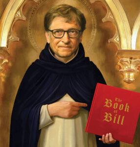 Bill Gates Foundation Dark Global Great Reset